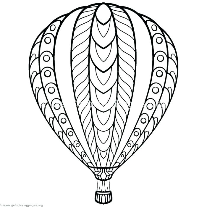 700x700 Balloon Coloring Page Balloon Coloring Pages Biz Free Printable