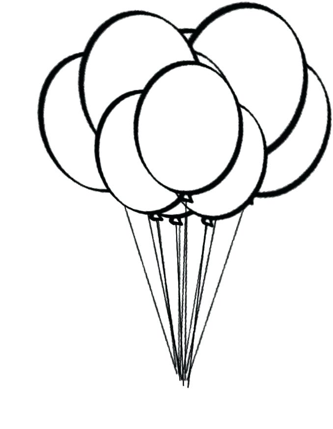 678x874 Balloon Coloring Pages Hello Kitty Balloon Coloring Page Hot Air