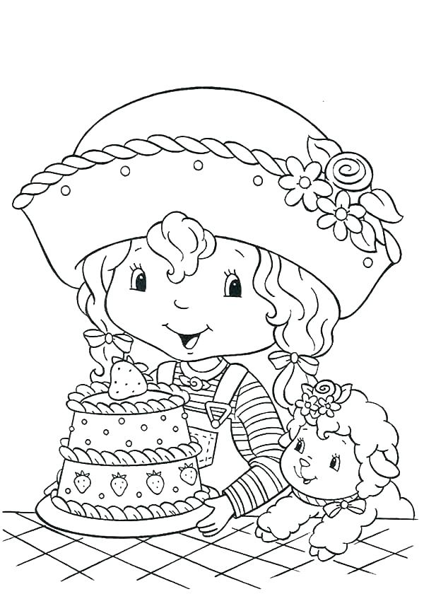 600x840 Preschool Coloring Pages For March