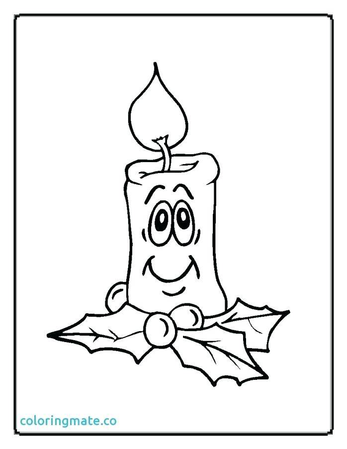 698x903 Candle Coloring Page Candle Coloring Sheet Melting Candle Coloring