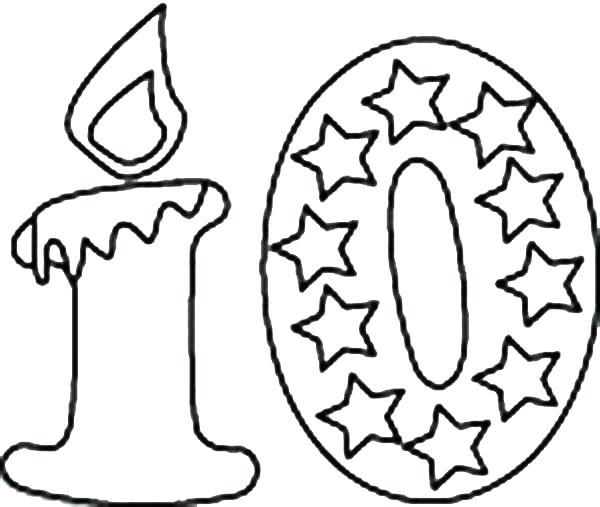 600x507 Candle Coloring Sheet Coloring Pages Collection