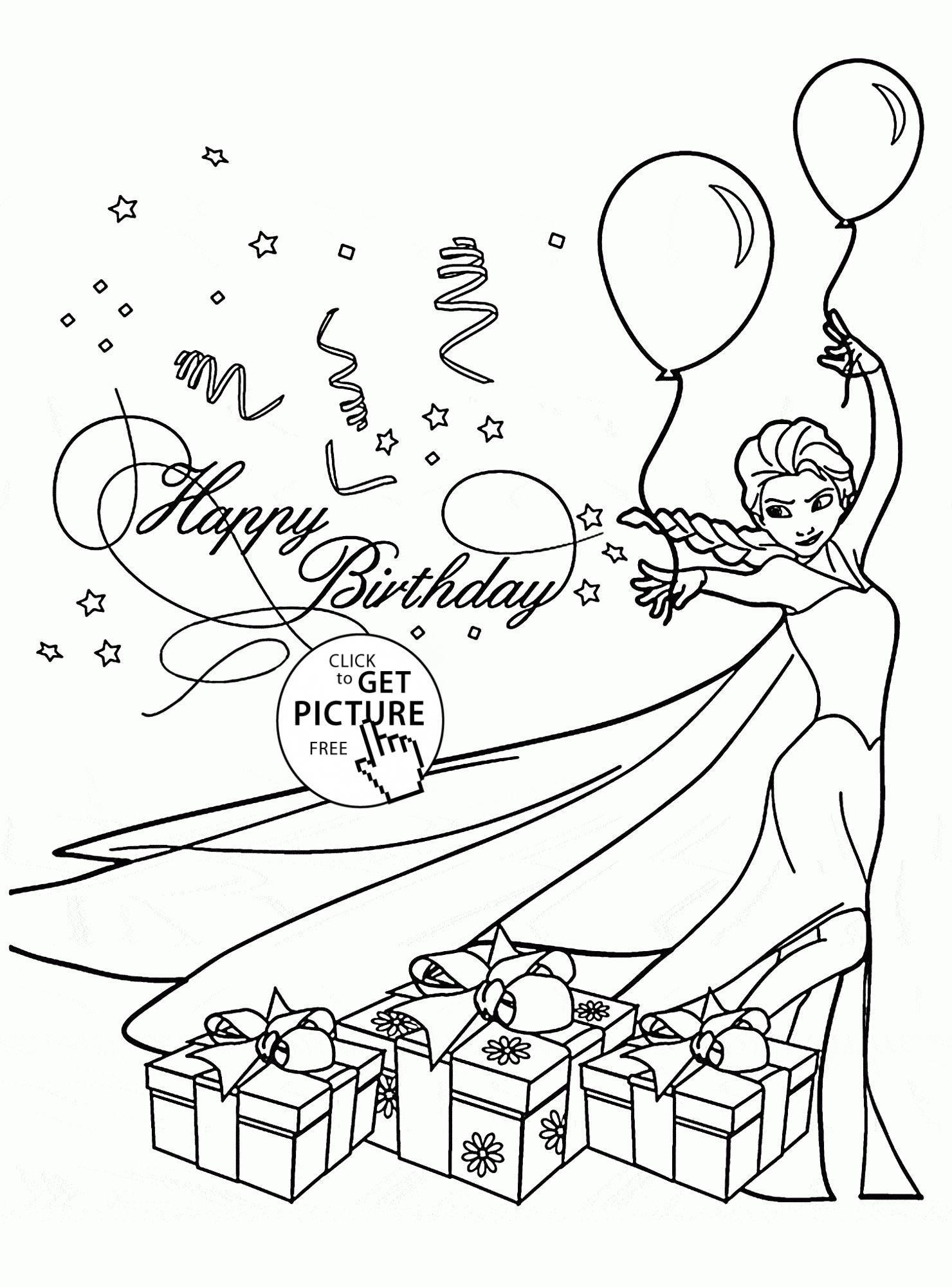 1480x2000 Coloring Birthday Cards Elegant Coloring Birthday Folding Card