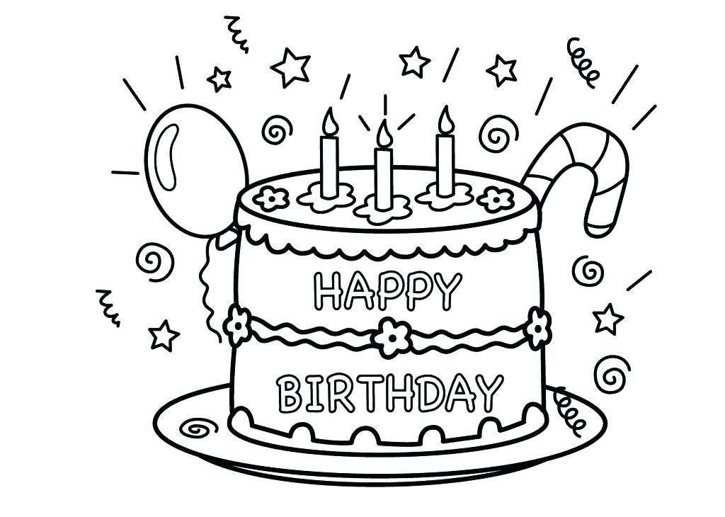 1024x730 Minnie Mouse Birthday Coloring Pages Birthday Coloring Page