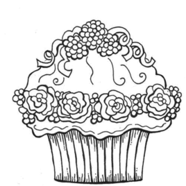 268x268 Birthday Coloring Pages For Adults All About Coloring Pages