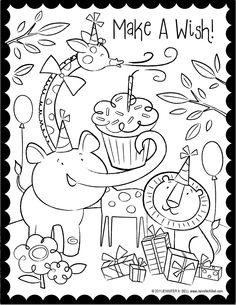 236x305 Color Pages, From We Love To Illustrate For Children, Love