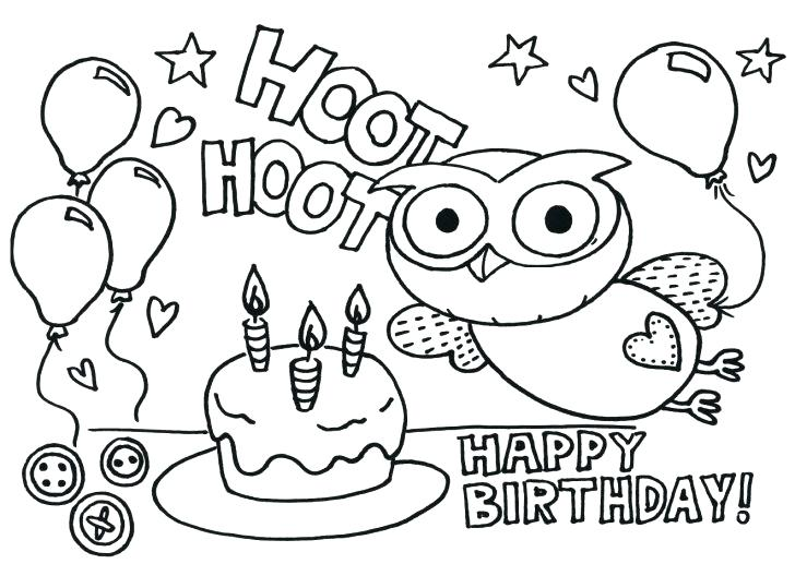 728x517 Coloring Pages Of Cupcakes And Cookies