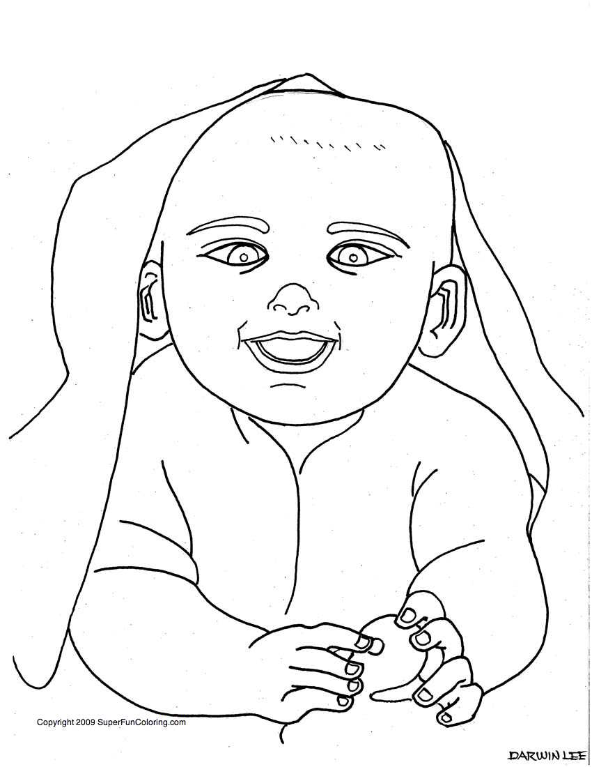 Bitty Baby Coloring Pages At Getdrawings Com Free For Personal Use