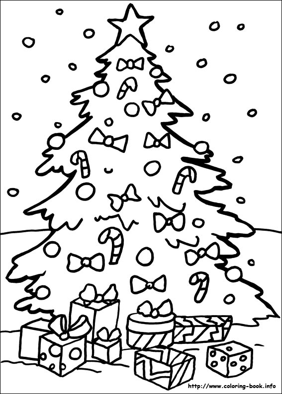 567x794 Christmas Coloring Pages On Coloring