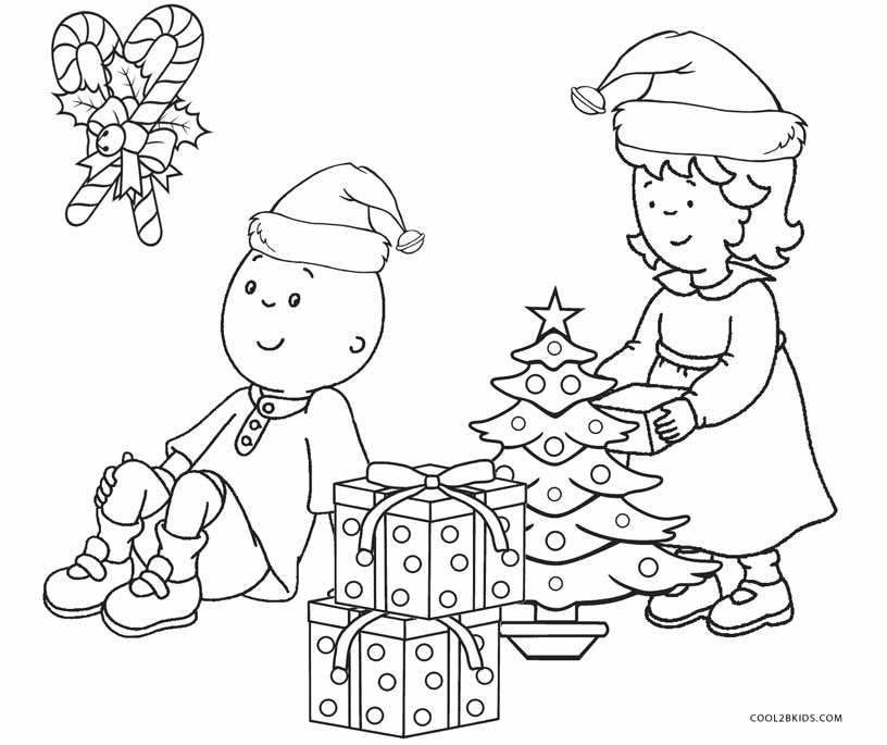 816x685 Free Printable Caillou Coloring Pages For Kids