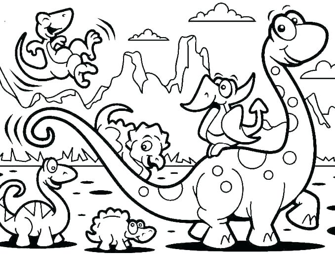 Black And White Coloring Pages Of Animals at GetDrawings.com ...