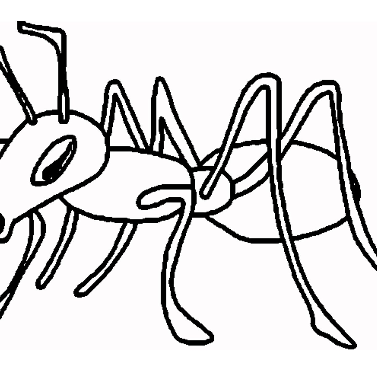 Black And White Coloring Pages Of Animals at GetDrawings.com   Free ...