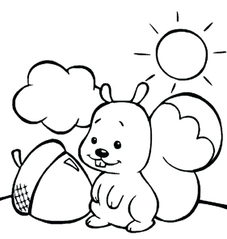 728x766 Fall Coloring Pages To Print Fall Coloring Pages To Print