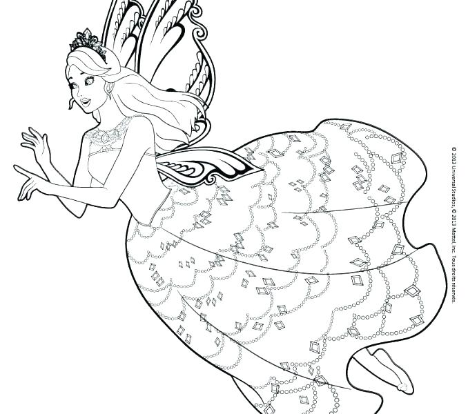 678x600 Free Barbie Coloring Pages Free Barbie Coloring Pages Barbie