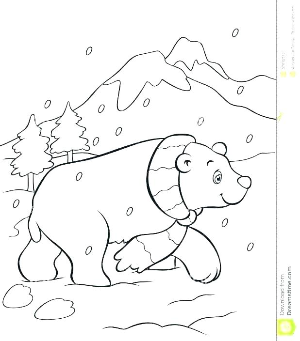 618x704 Bear Coloring Sheets Bear Family Coloring Pages Black Bears Bear