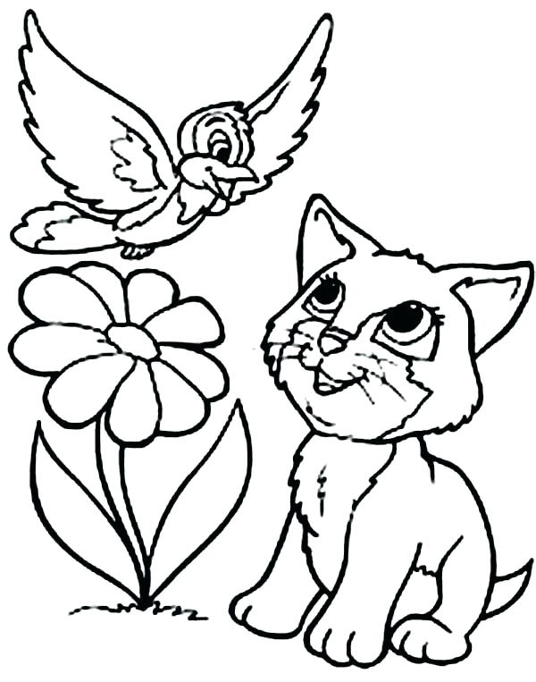600x763 Cute Black Cat Coloring Pages Kids Coloring Cats Coloring Pages