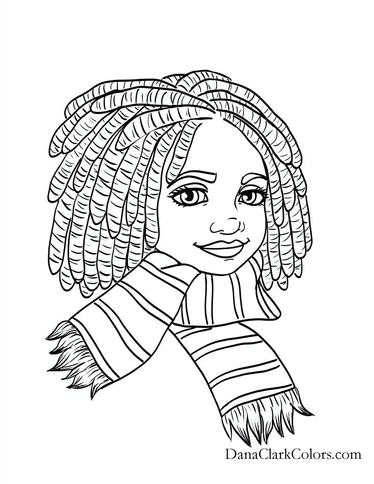 Black Coloring Pages