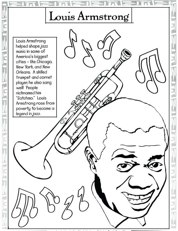 617x800 Months Coloring Pages Black History Printable Coloring Pages