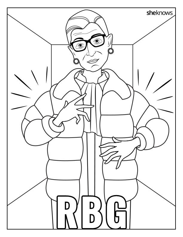 Black Family Coloring Pages