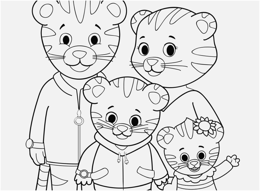 827x609 A Good Stock Family Coloring Sheet Successful