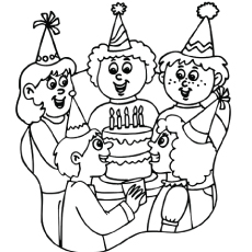 230x230 Top Free Printable Family Coloring Pages Online