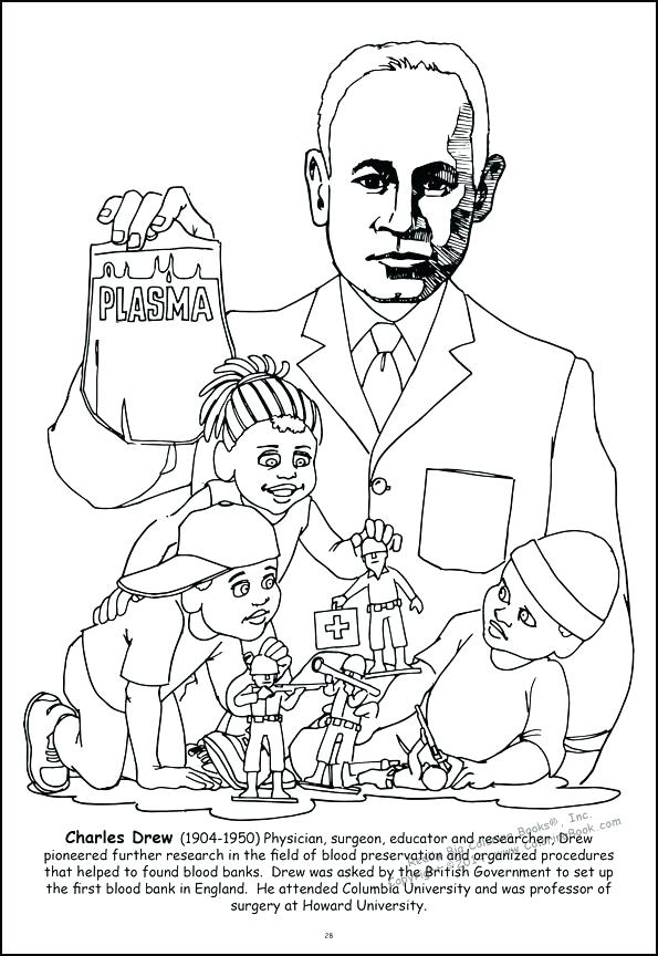 595x864 Black Inventors Coloring Pages Black Inventors Coloring Pages