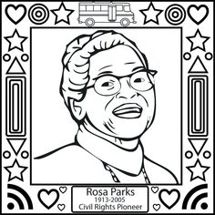 Black History Coloring Pages at GetDrawings.com | Free for ...