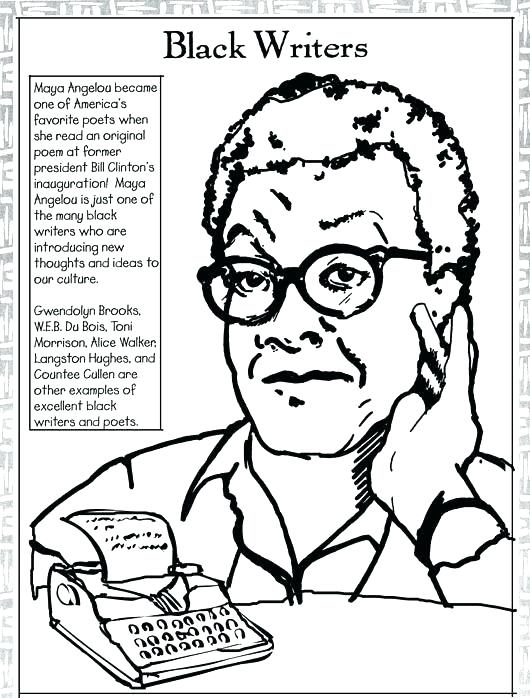 530x698 Black History Coloring Pages Black History Coloring Page Black