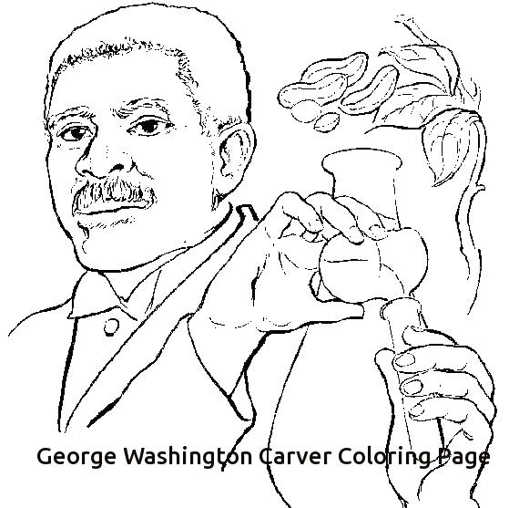 570x557 Black History Coloring Sheets Pdf Pages With Carver Page Best