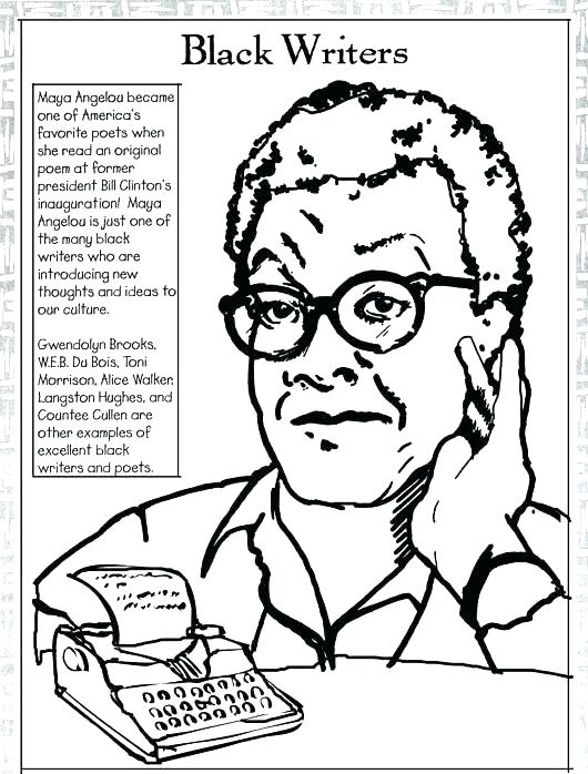 530x698 History Coloring Pages Black History Coloring Pages Together