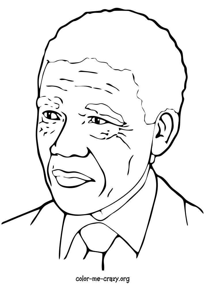 709x1001 Black History Month Coloring Pages