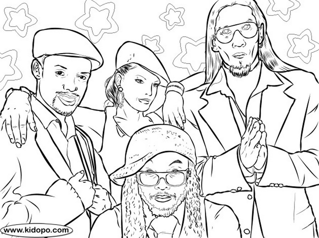Black History Month Coloring Pages For Kindergarten