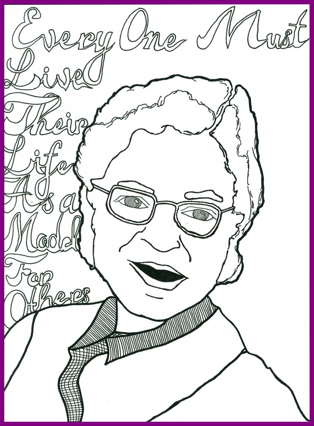 1052x1425 Astonishing Valuable Black History Month Printable Coloring Pages