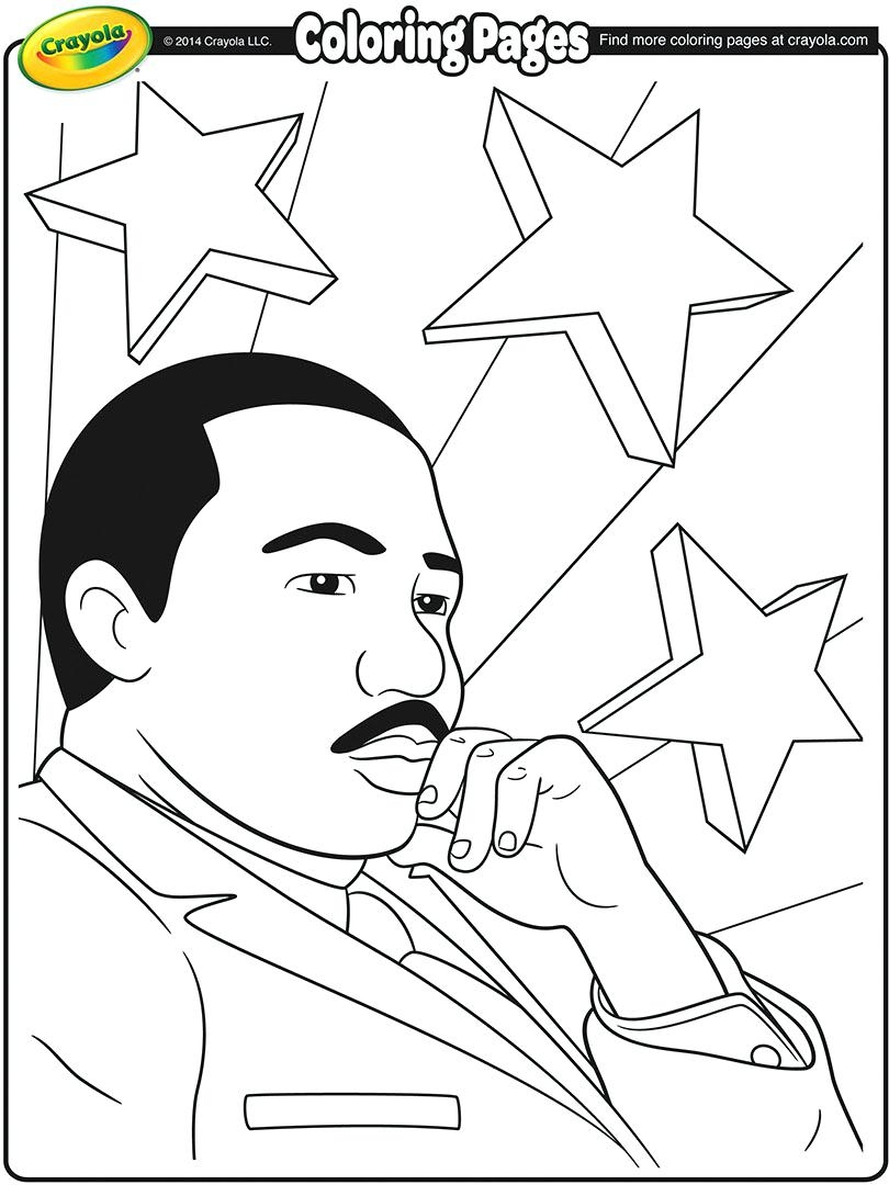 810x1080 Awesome Coloring Mlk Coloring Pages Download Black History Month
