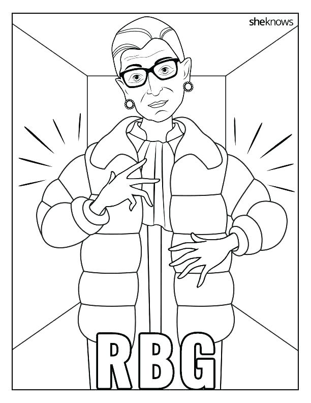 612x792 Best Black History Coloring Sheets Images On With Best Black