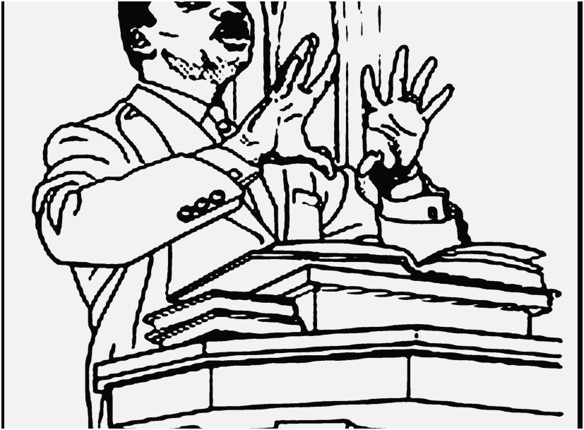 827x609 The Superior Portraits Black History Month Coloring Pages