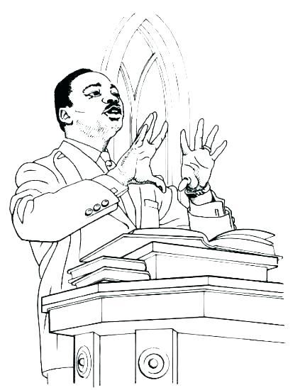 430x550 Black History Month Printable Coloring Pages