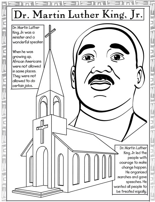 Black History Printable Coloring Pages at GetDrawings.com | Free for ...