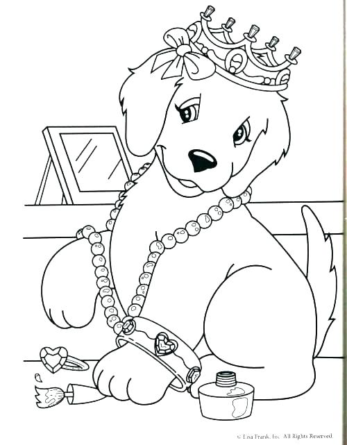 500x641 Black Lab Coloring Pages Retriever Puppy Coloring Page Black Black