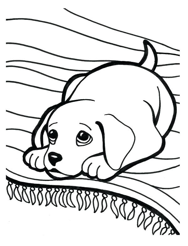 600x783 Black Lab Coloring Pages Lab Coloring Pages Dog Printable Puppy