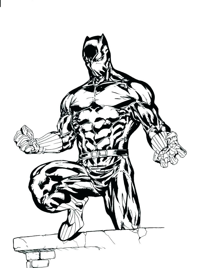 762x1024 Black Panther Coloring Book Black Panther Coloring Pages Black