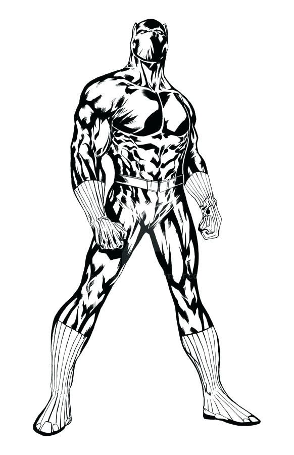 582x900 Black Panther Coloring Pages Black Panther Coloring Book Black