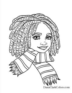 236x305 Coloring Pages For Black Girls Charmz Girl Jada Coloring Pages