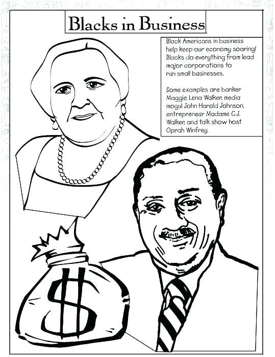 539x698 Black History Month Preschool Coloring Pages Devon Creamteas