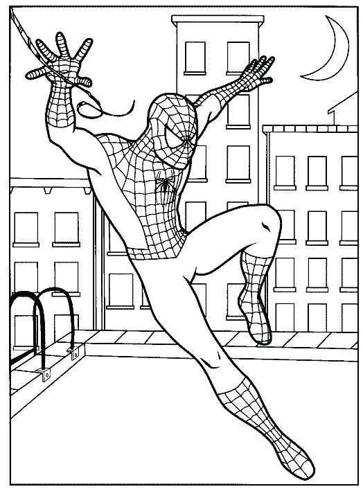 524x706 Coloring Spiderman Games Coloring Pages Free Top Coloring Pages