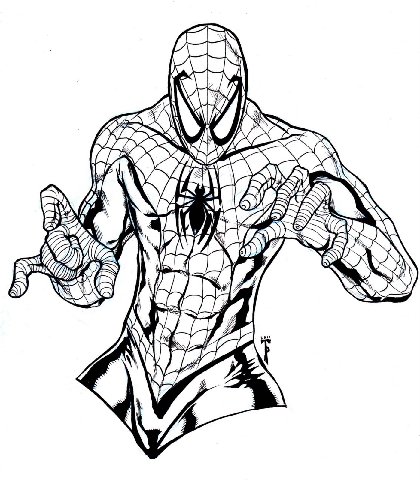 1398x1600 Magic Black Suit Spiderman Coloring Pages The Sun Flower