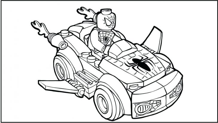 728x412 Spiderman Coloring Pages Printables Free Printable Cartoons