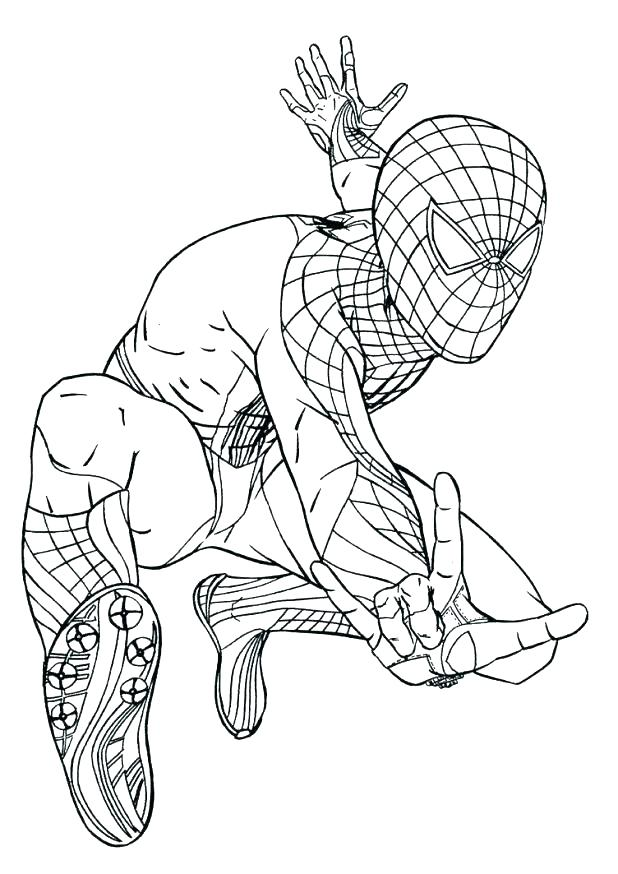 618x874 Black Spiderman Coloring Pages Coloring Pages Free Coloring Pages