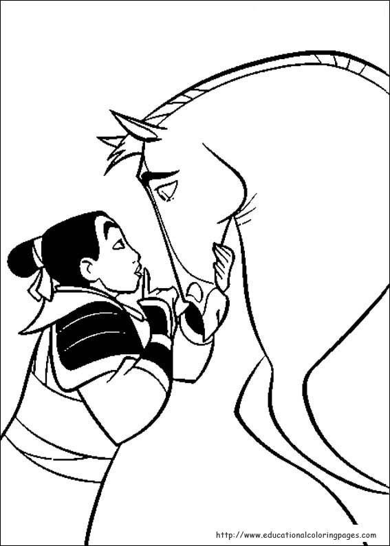 567x794 Disney Coloring Pages
