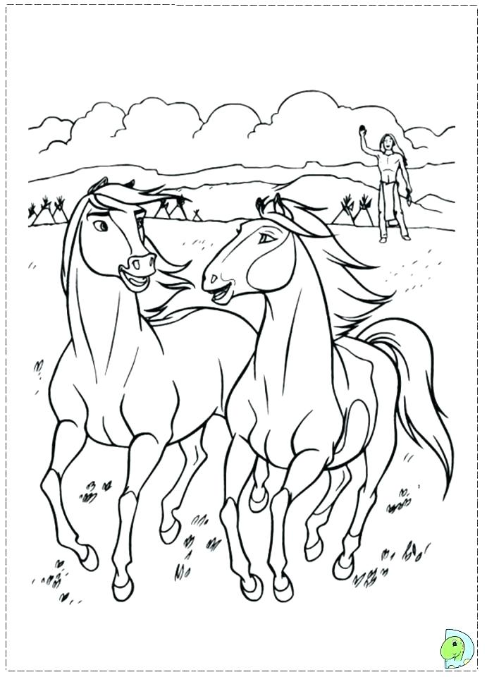 691x960 Stallion Coloring Pages Horse Color Pages With Horse Coloring