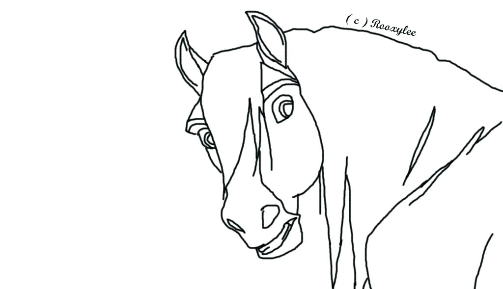 1024x589 Stallion Coloring Pages Spirit Stallion Of The Coloring Pages